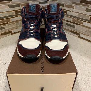 Louis Vuitton's men's sneakers